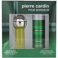 Pierre Cardin Coffret pour Monsieur Eau de Toilette 75 ml + Déodorant 200 ml