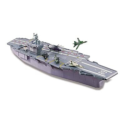 Aircraft Carrier with 6 jets