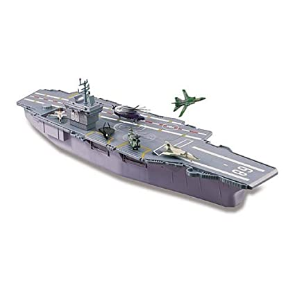 Planes Yorkie Aircraft Carrier Playset