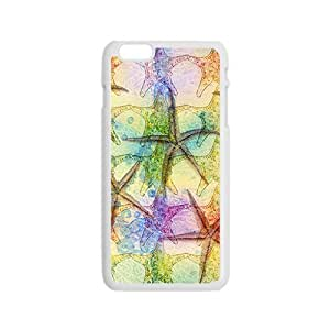 Colorful Starfish Case for Iphone 6
