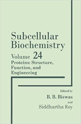 Book Proteins: Structure, Function, and Engineering (Subcellular Biochemistry)