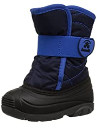Kamik Infant's Snowbug3 Pull On Waterproof Winter Boot