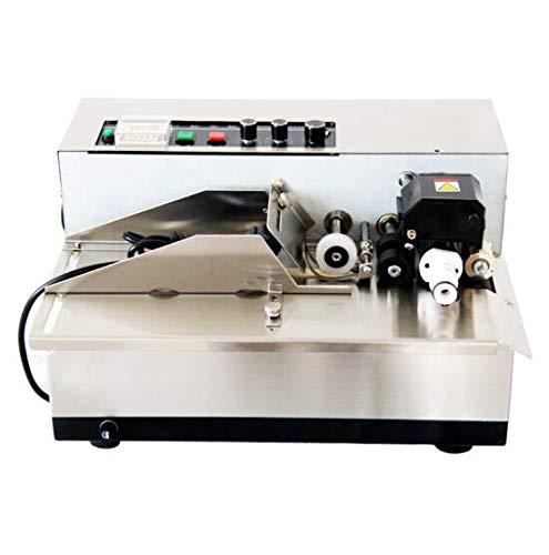 FINCOS MY-380F Coding Machine Semi Automatic Solid Ink Date Coding Machine, Automatically Continuous Date Coding Machine - (Color: 220V)