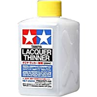 Outletdelocio Tamiya 87077. Disolvente Tamiya Lacquer Thinner