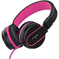Ailihen I35 Stereo Lightweight Foldable Headphones...