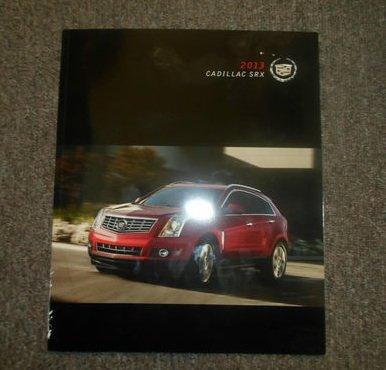 2013 Cadillac SRX Sales Brochure Manual DEALERSHIP FACTORY OEM BOOK 13