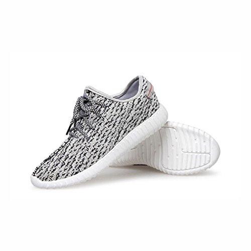 Breathable Version Kokosnuss Schuhe Neuer wandernde 37 Frühlings Sommer Koreanische YaXuan Paar Größe Farbe beiläufige 2018 Turnschuhe B B Schuhe 0OqftWg
