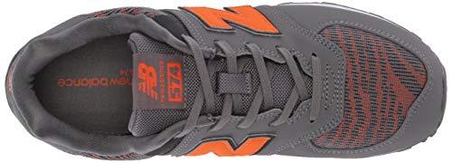 New voor Balance Unisex tijger kinderen 574v2 Bengaalse sneakers Castlerock T6Zvq6