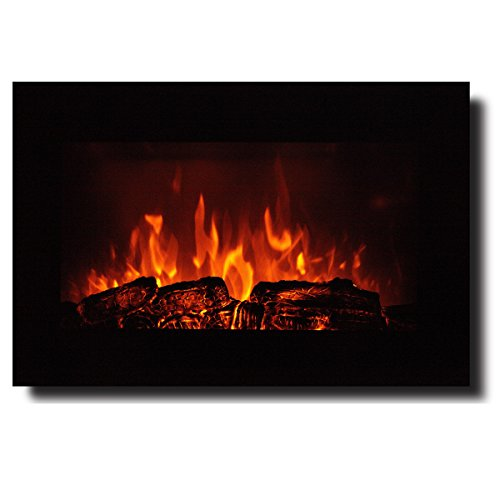 Homeleader 35 Electric Fireplace Electric Fireplace