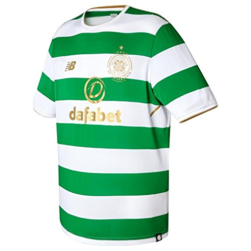Jersey Celtic Home - New Balance Celtic FC Home SS Jersey [White] (2XL)