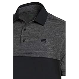 Three Sixty Six Quick Dry Golf Shirts for Men – Moisture Wicking Short-Sleeve Casual Polo Shirt