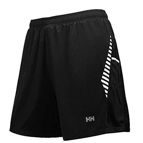 352f8501cc Helly Hansen 49203 Mens Pace 2-In-1 Distance Shorts 7, Black - XXL - Buy  Online in Oman. | Sports Apparel Products in Oman - See Prices, Reviews and  Free ...