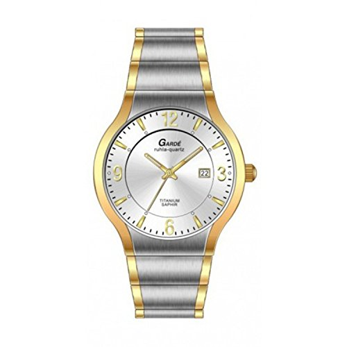 Gardé Elegance Reloj – Mujer – Oro/Plateado