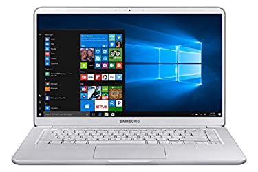 "Samsung NP900X5T-K01US Notebook 9 15"" Traditional Laptop (Light Titan)"