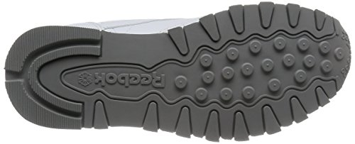 Reebok - Zapatillas de Piel para hombre White/Grey/Sand/Royal/Red