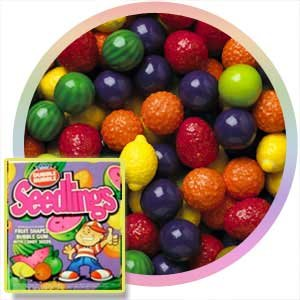 - Dubble Bubble Seedlings Gumballs, 5LBS