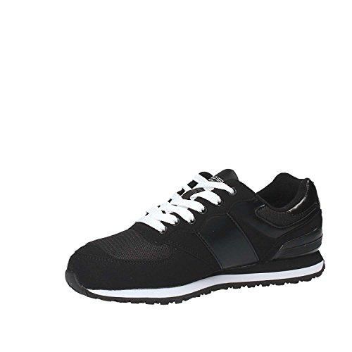 RALPH Schwarz PONY pelle uomo LAUREN scarpe sneakers navy POLO SLATON NEWPORT 4f1w1q