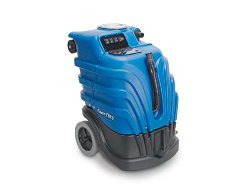Hot Water Carpet Extractor, 10 gal Capacity, 100 psi ()