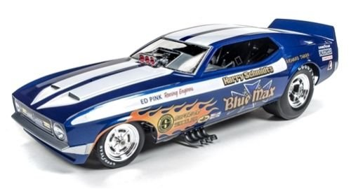 1:18 Blue Max Ford Mustang Funny Car