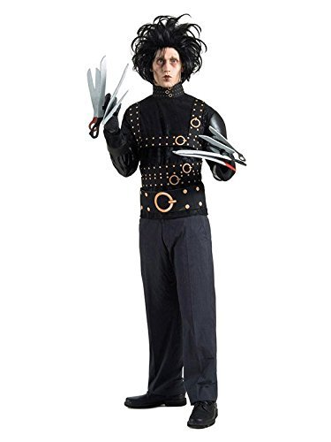 Edward Scissorhands Mens Costume From Express Fancy Dress by Express Fancy Dress (Edward Scissorhands Fancy Dress Costume)