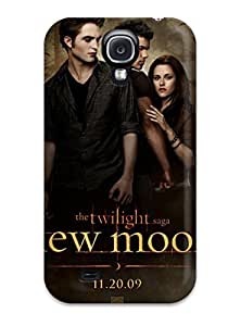 New Arrival Premium S4 Case Cover For Galaxy (the Twilight New Moon Movie)