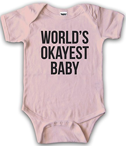Infant Toddlers Worlds Okayest Romper product image