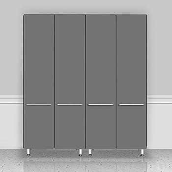 Ulti MATE Garage GA 062 2 Piece Tall Garage Cabinet Set