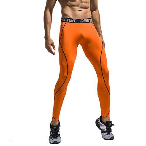 傾いたレイプマエストロLiebeye メンズ スポーツタイツ クイックドライスポーツ ズボン 高弾性 ロングパンツ トレーニングタイツ ランニングタイツ