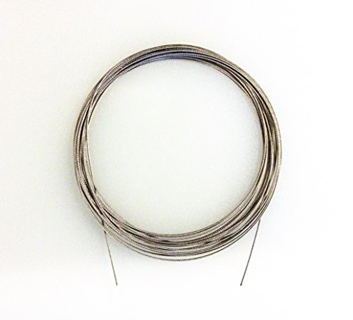 49-Strand 270# Stainless Steel Shark Cable 30 ft For Sale