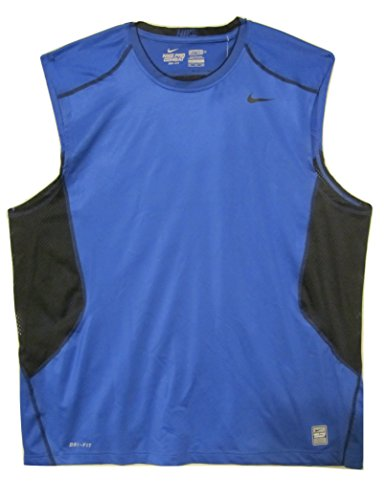 Nike Pro Combat Hypercool 2.0 Fitted Shirt 449840 493 (XX-Large)