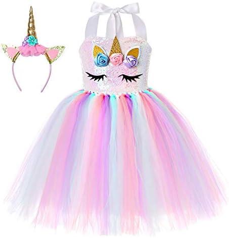 Cuteshower Unicorn Princess Costumes Headband product image