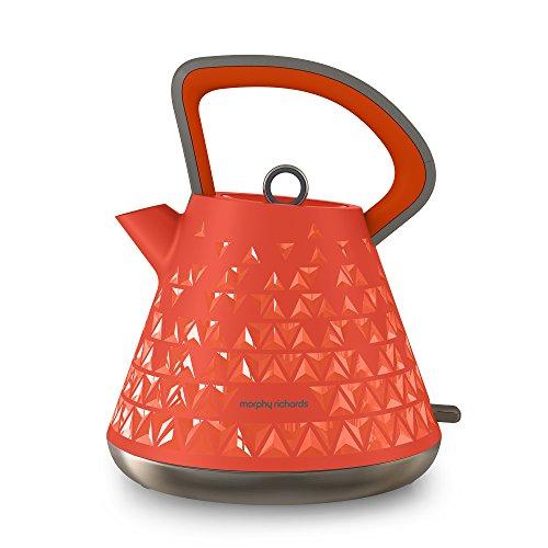 Morphy Richards 108106 Prism Kettle - Orange