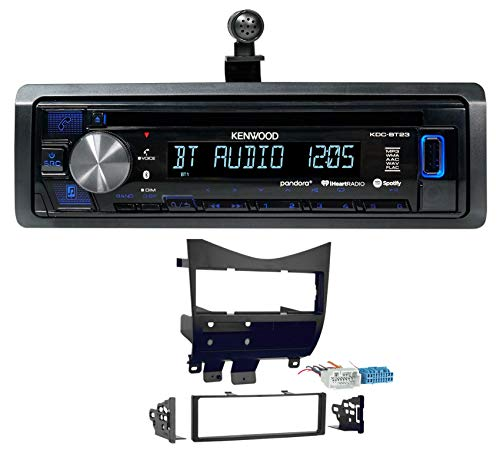 Kenwood CD Receiver w/Bluetooth iPod/iPhone/Pandora for 2003-2007 Honda Accord