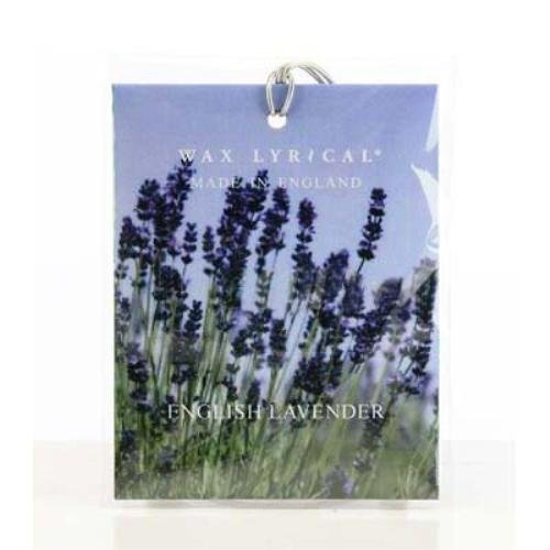English Lavender Scented Mini Sachet WAX LYRICAL