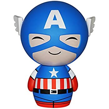 Amazon.com: Funko Dorbz: Marvel - Captain America Vinyl