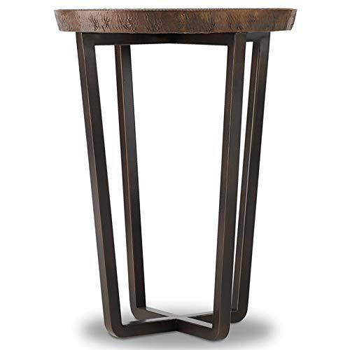 Hooker Furniture Parkcrest Copper Top Martini Table by Hooker Furniture