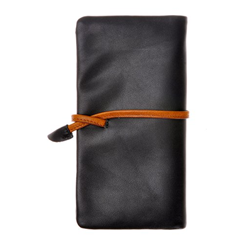 ZLYC Womens Simple Closure Leather product image