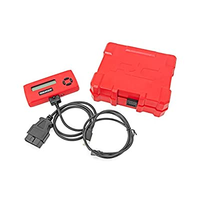 Rough Country Speedometer Calibrator (fits) 2015-2020 F150 | Gas | Error Code Reader | 90020: Rough Country: Automotive