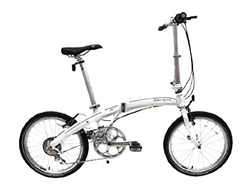 Dahon FD24 - Bicicleta, 20 in, color negro