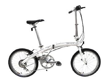 Dahon FD24 - Bicicleta, 20 in, color negro
