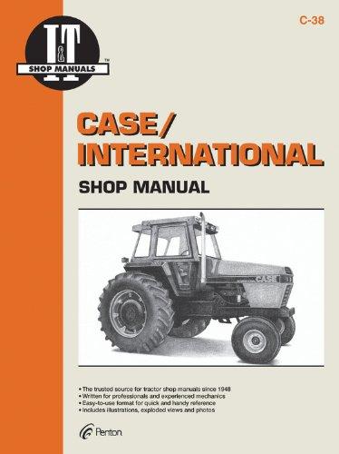 - Case/International Shop Manual Models 1896 -2096