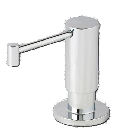 Waterstone 4065-AC SOAP/LOTION DISPENSER - STRAIGHT SPOUT CONTEMPORARY