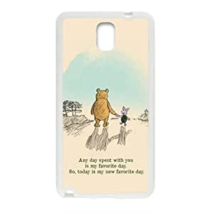 SHEP Artistic bear and rabbit Phone Case for Samsung Galaxy Note3
