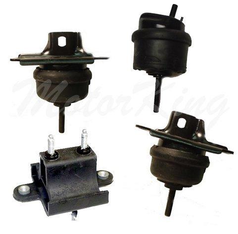 M406 2896 5302 2898 2895 00-05 Cadillac Deville 4.6L Engine Motor Transmission Mount 00 01 02 03 04 05