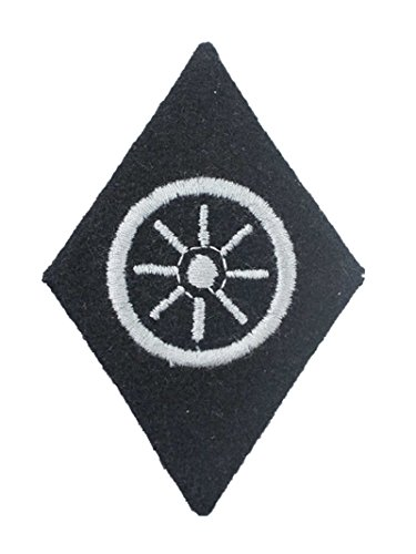 Elite motorized unit,transport sleeve diamond insignia ()