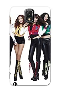 Forever Collectibles Sistar Hard Snap-on Galaxy Note 3 Case With Design Made As Christmas's Gift