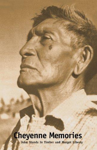 Download Cheyenne Memories (The Lamar Series in Western History) Pdf