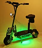 Super Turbo 1000w Elite Electric Scooter (Green)