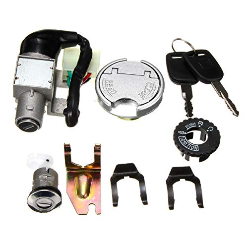 Universal Motorcycle Ignition Lock Switch Fuel Tank
