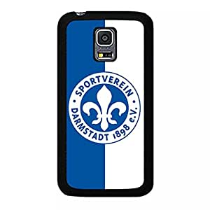 Stylish Style Darmstadt Phone Case Hard PC Cover for Samsung Galaxy S5 Mini with FC Team Logo